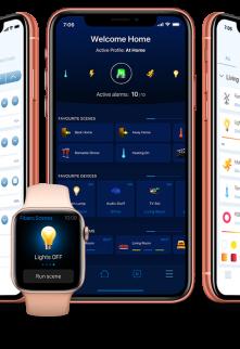 Home Center App